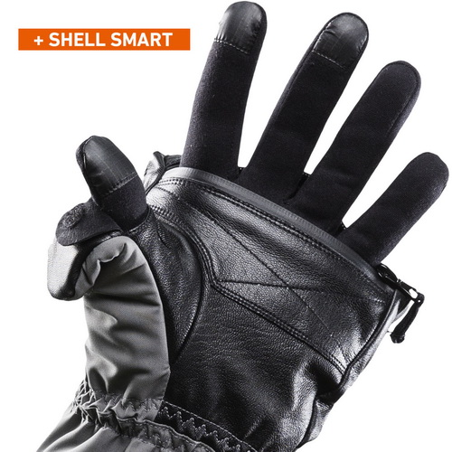 Heat 3 Layer System - Smart Shell